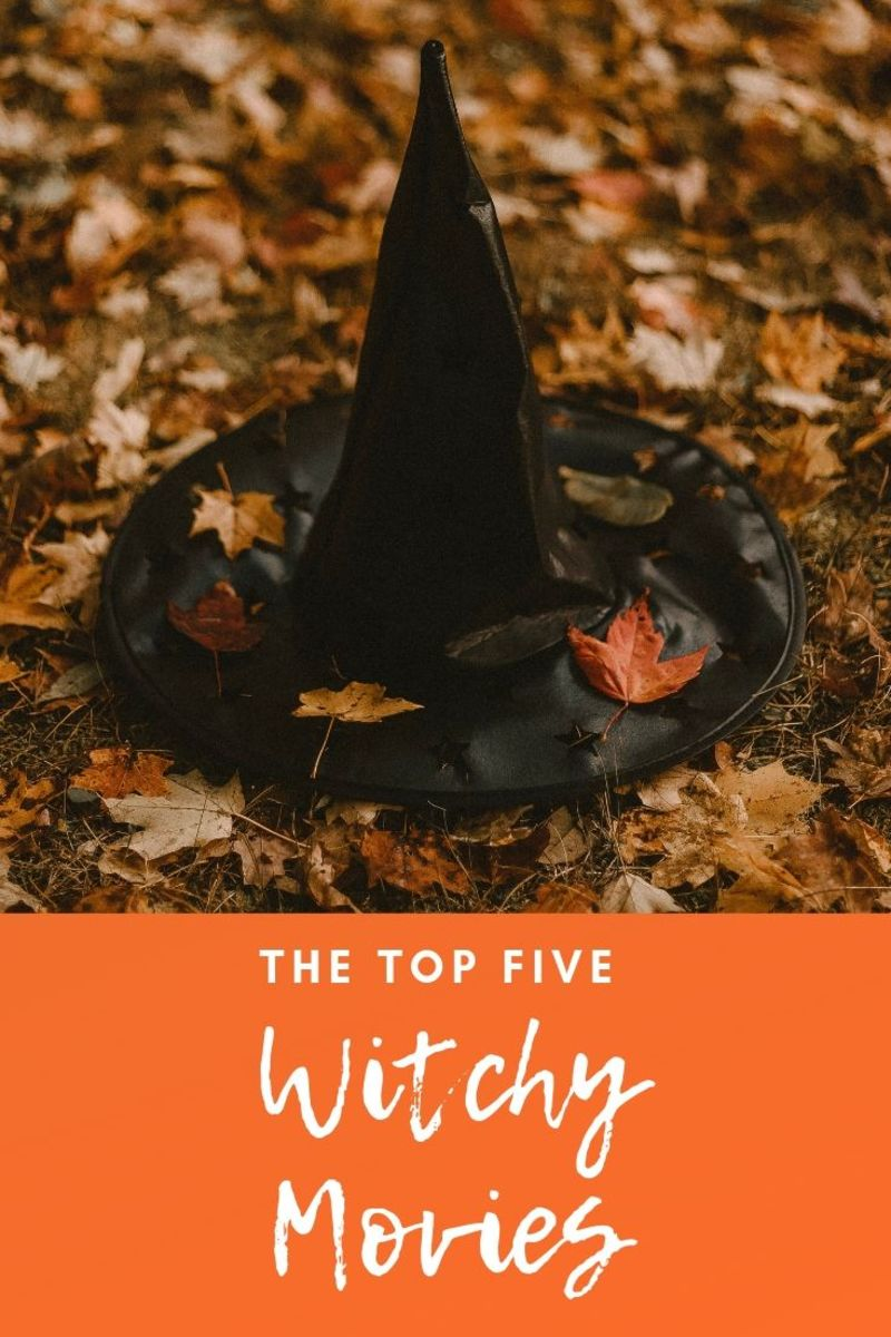 The Five Most Fabulous Witch Movies of All Time