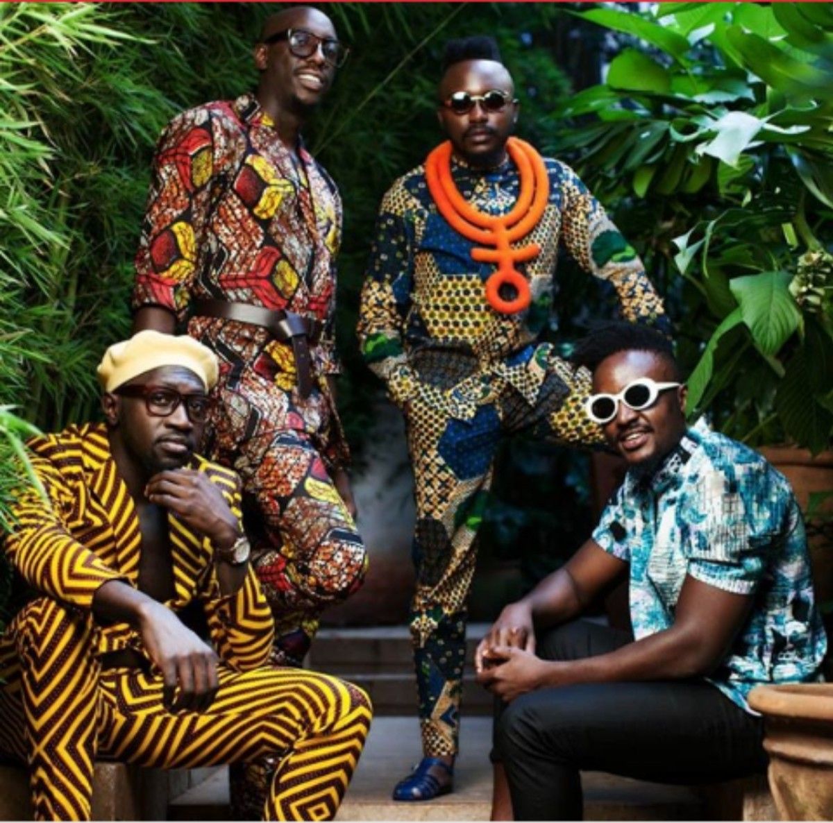 Sauti Sol–The Most Successful Male Band in Kenya