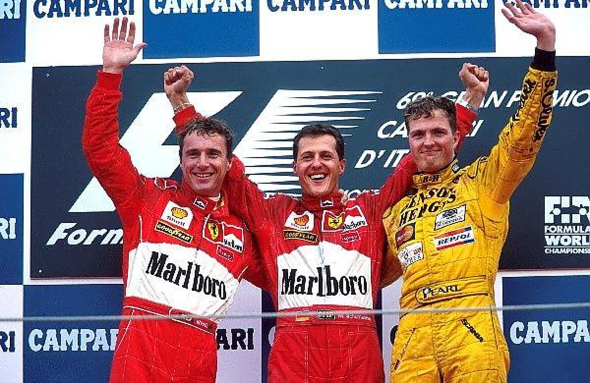 The 1998 Italian GP: Michael Schumacher's 33rd Career Win