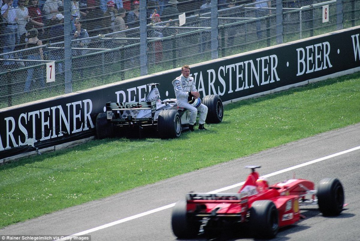 The 1999 San Marino GP: Michael Schumacher's 34th Career Win