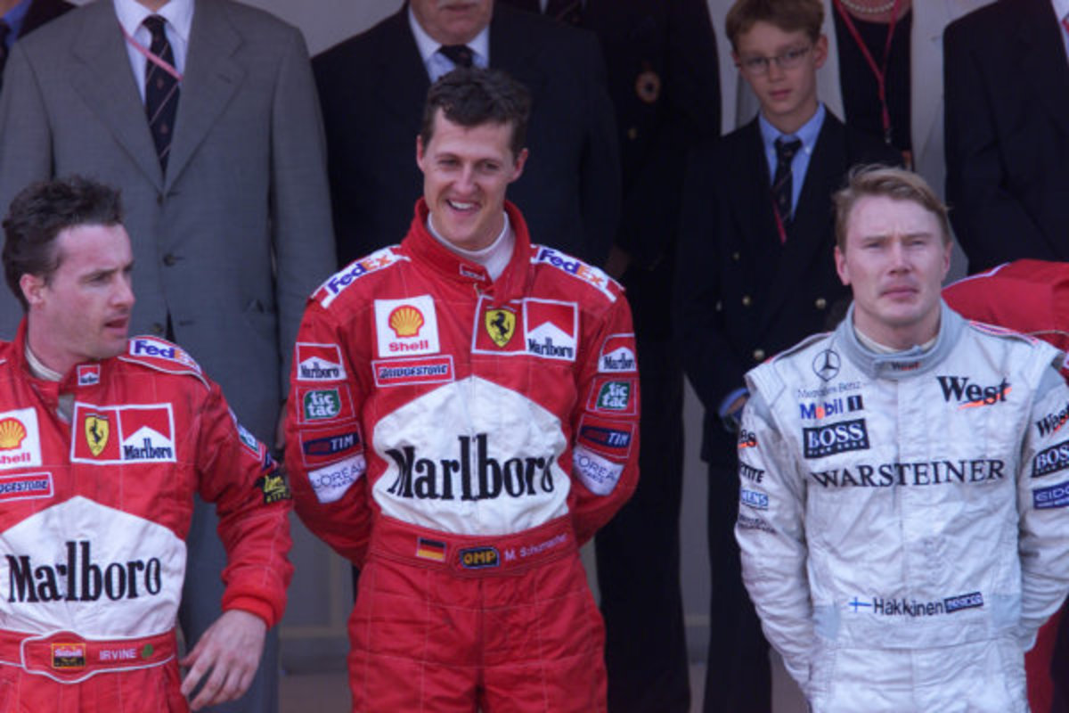 The 1999 Monaco GP: Michael Schumacher's 35th Career Win