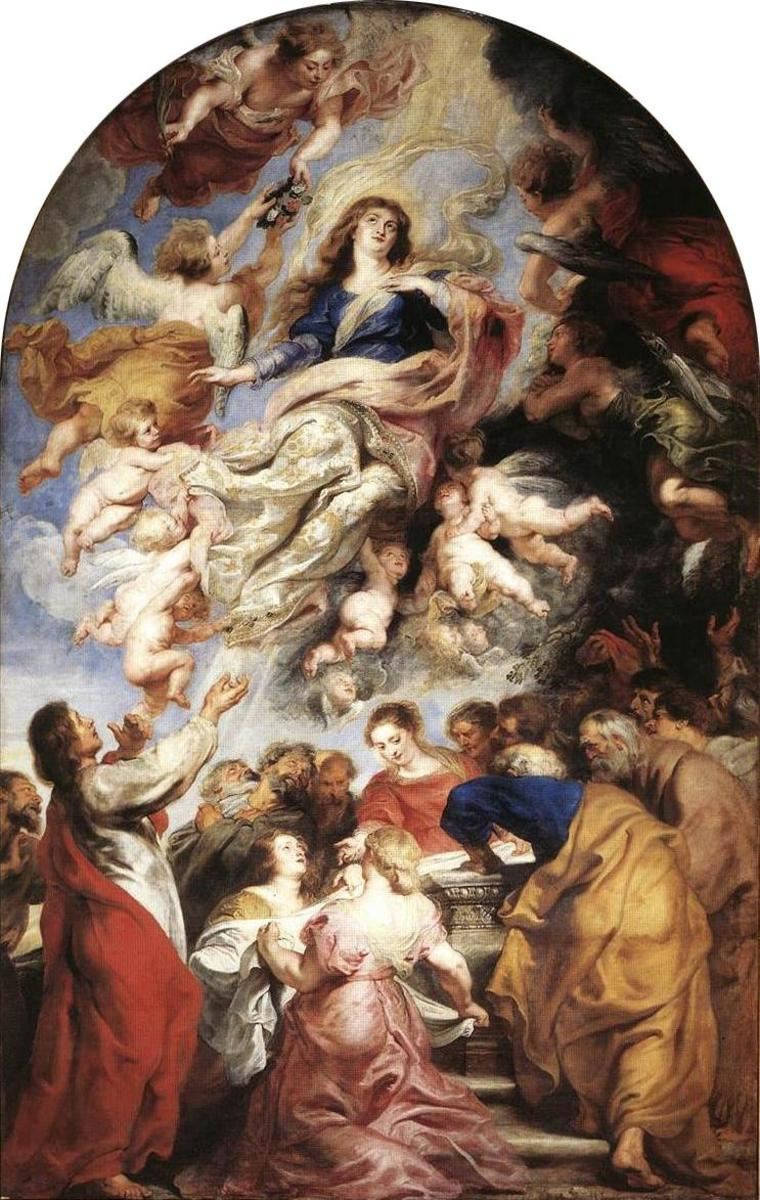 The Bodily Assumption of Mary