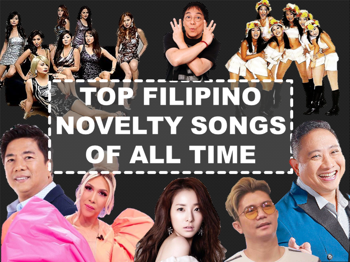 Top Filipino Novelty Songs (OPM) of All Time