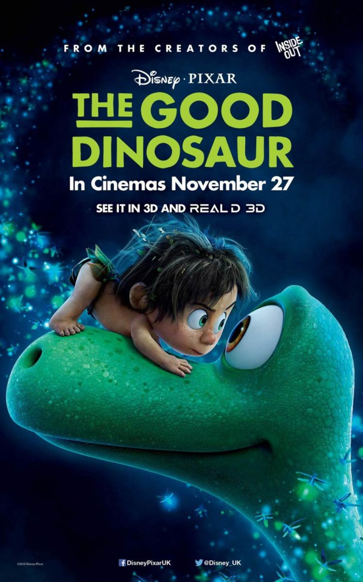 Should I Watch..? 'The Good Dinosaur'