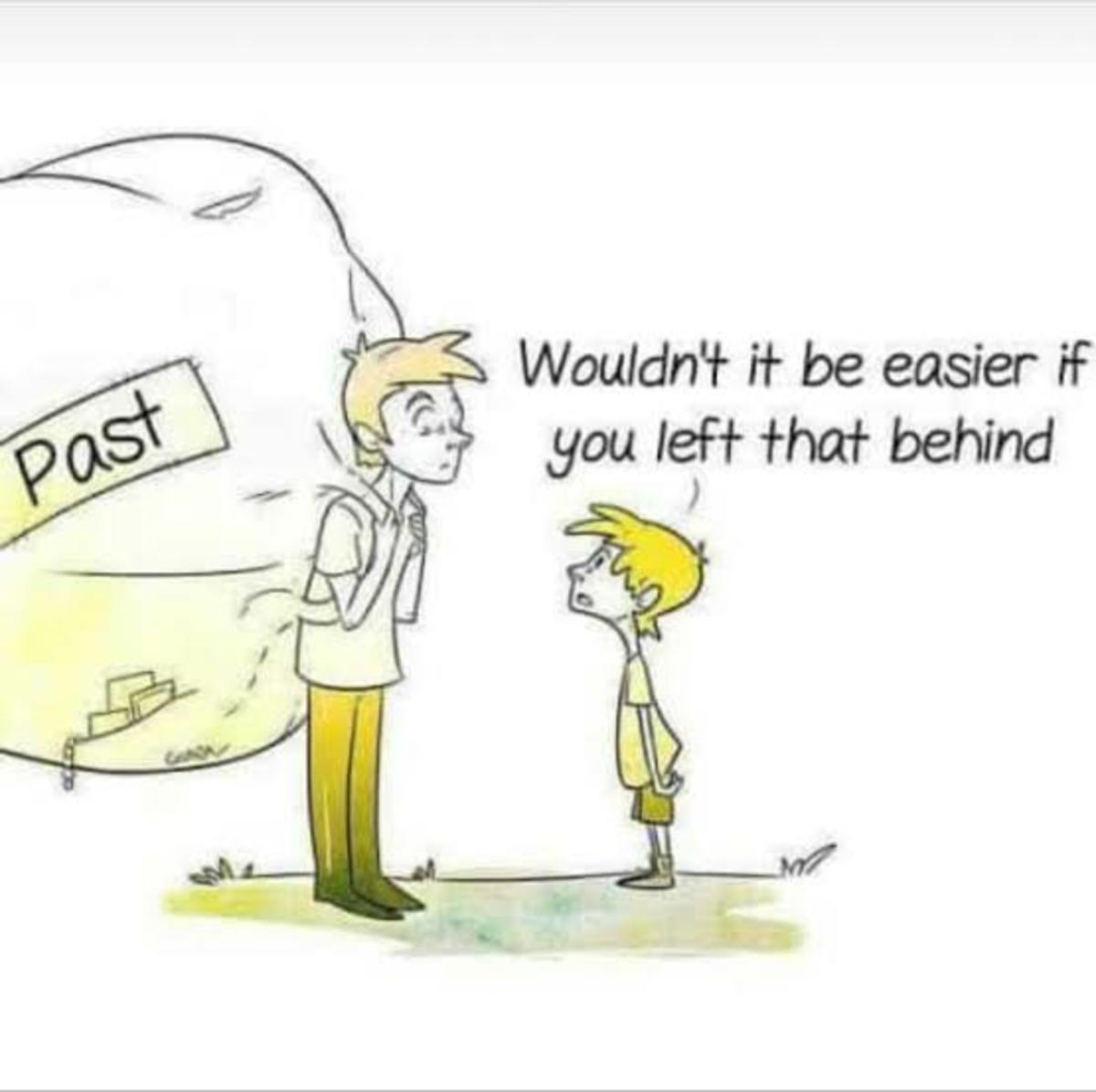 Past- Let It Not Last
