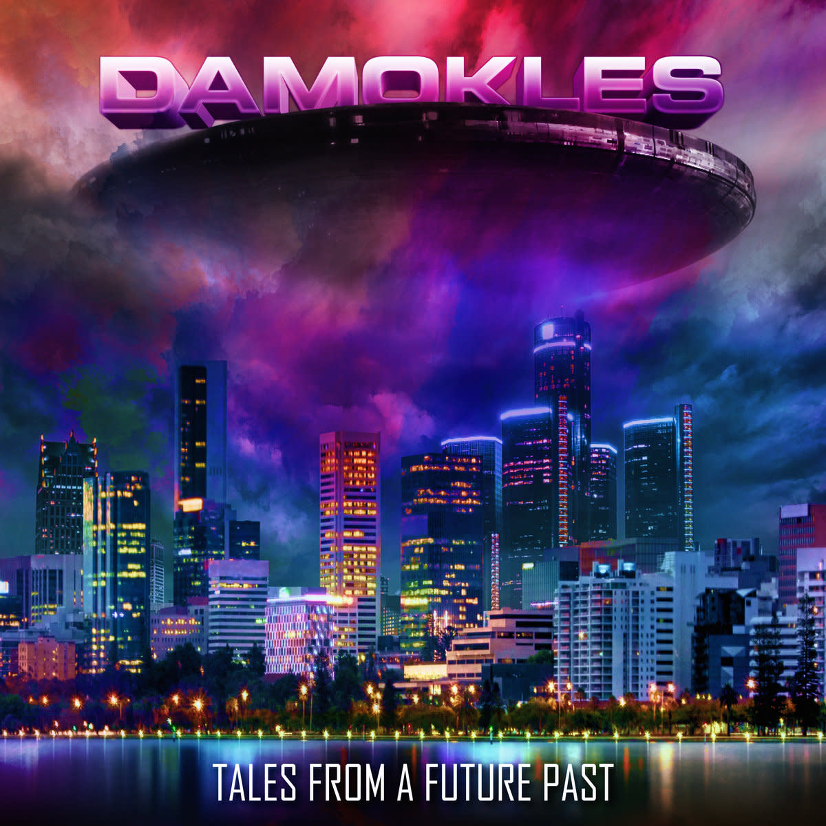 """Synth Album Review: Damokles, """"Tales From a Future Past"""""""