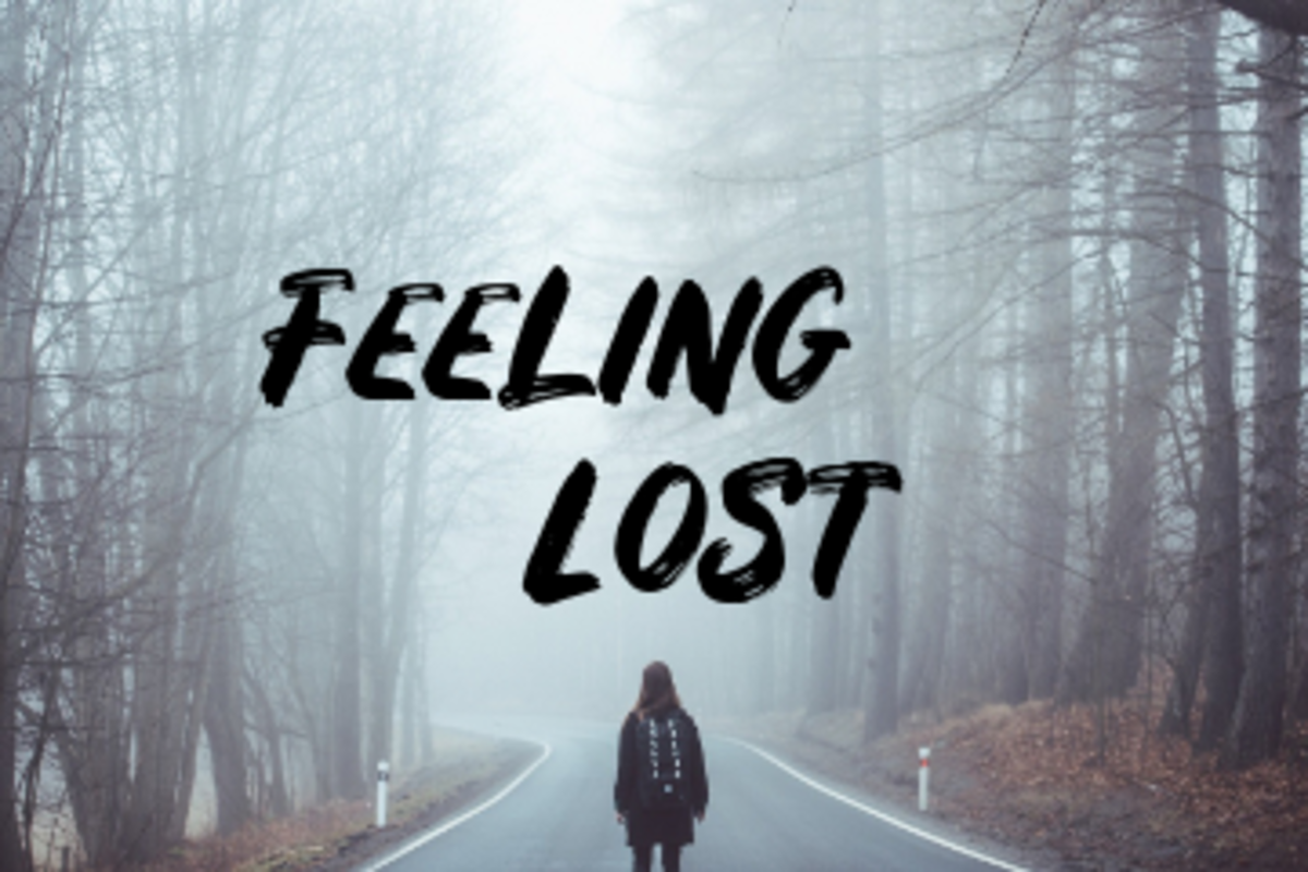 Poem: Feeling Lost