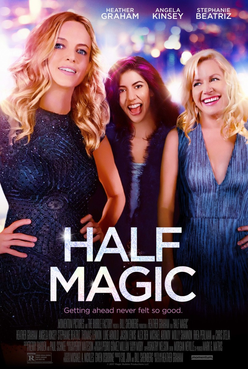 "Vault Movie Review: ""Half Magic"""
