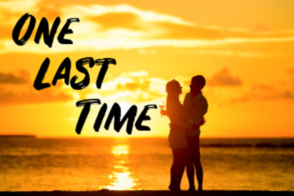 Poem: One Last Time