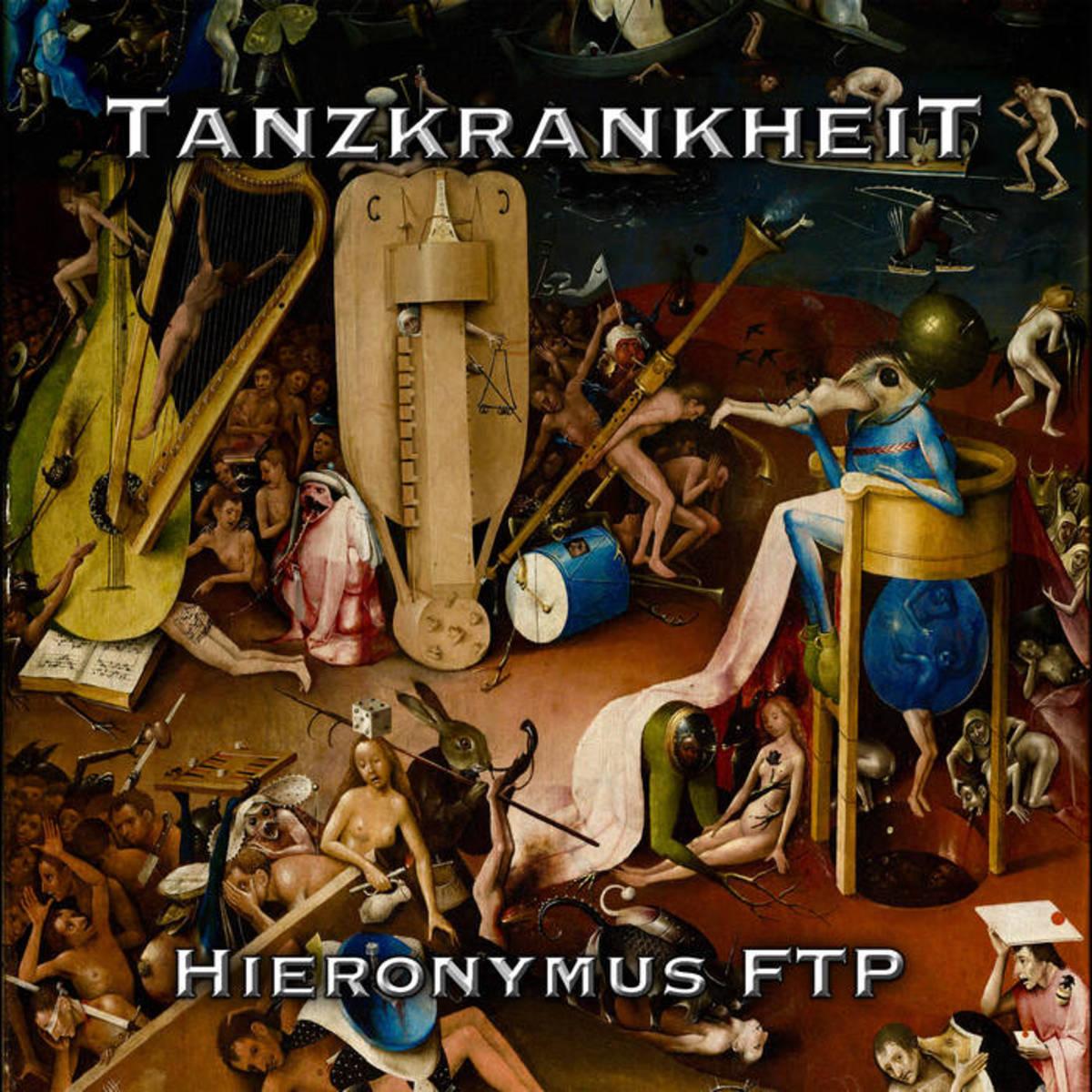 Electronic EP Review: Hieronymus FTP, Tanzkrankheit