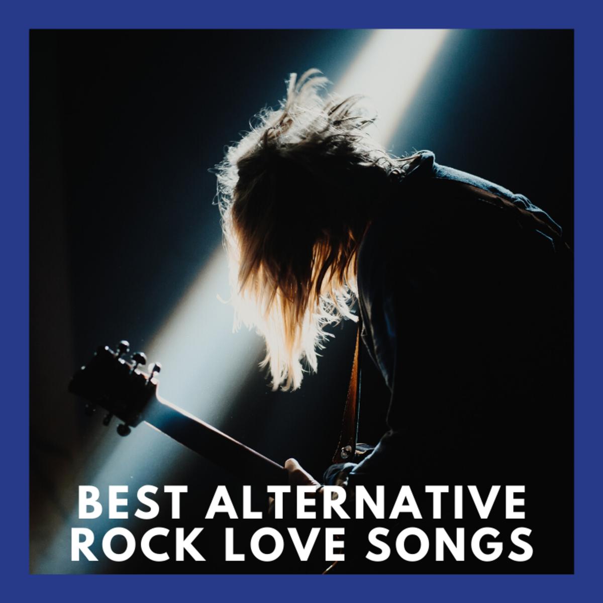 100 Best Alternative Rock Love Songs
