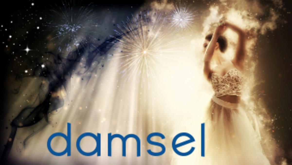 Poem: Damsel