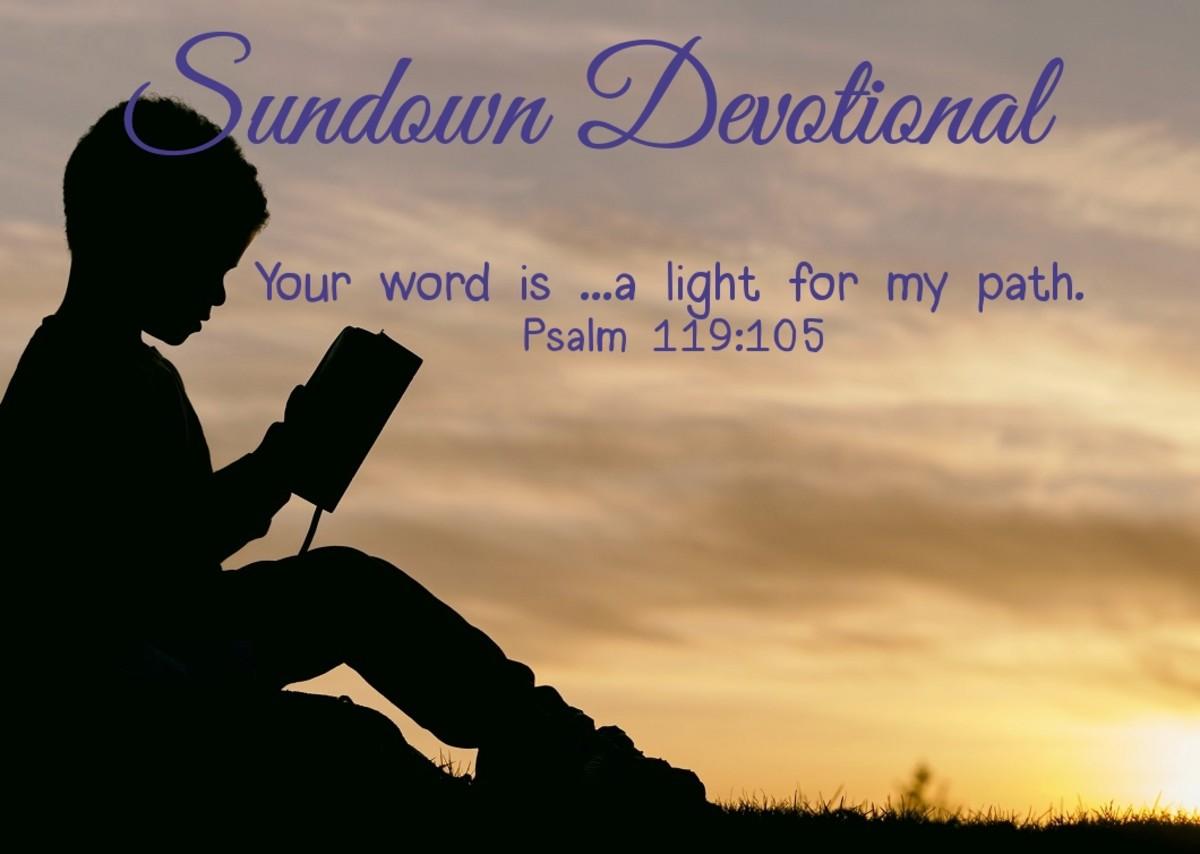 Sundown Devotional: Light for Life's Journey
