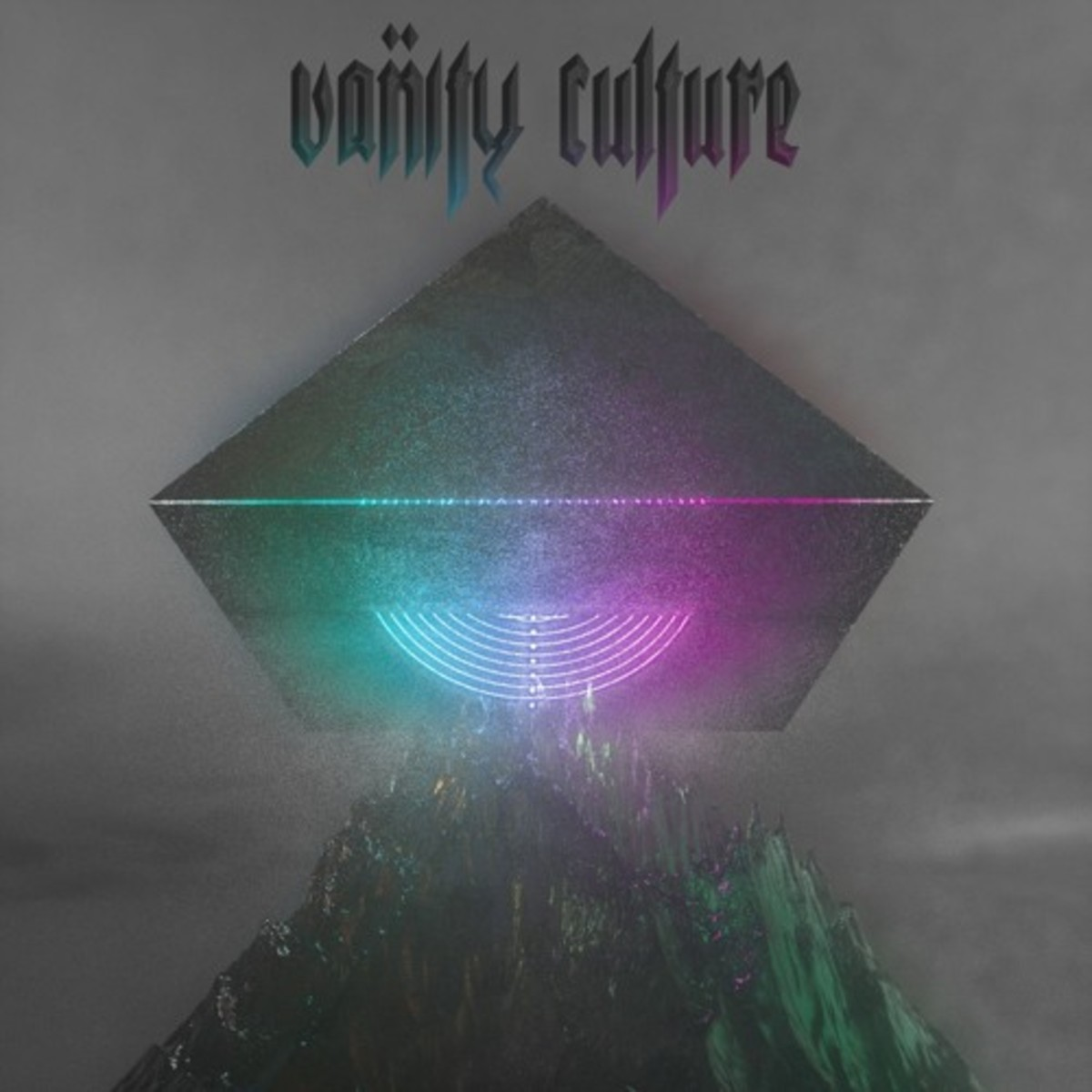 """Art work for Vanity Culture_'s new single """"Bloodletting"""""""