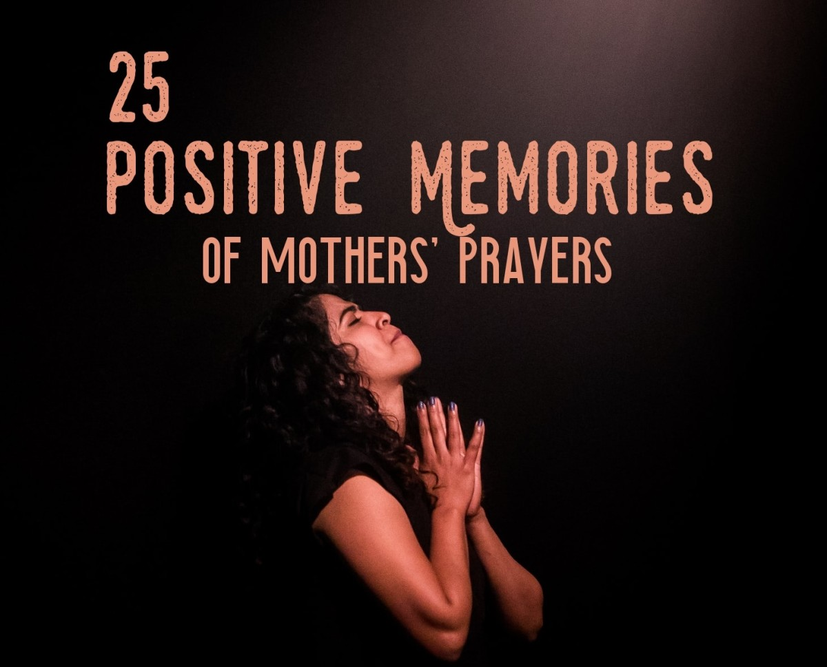 Enjoys these quotes and reflections about praying mothers.