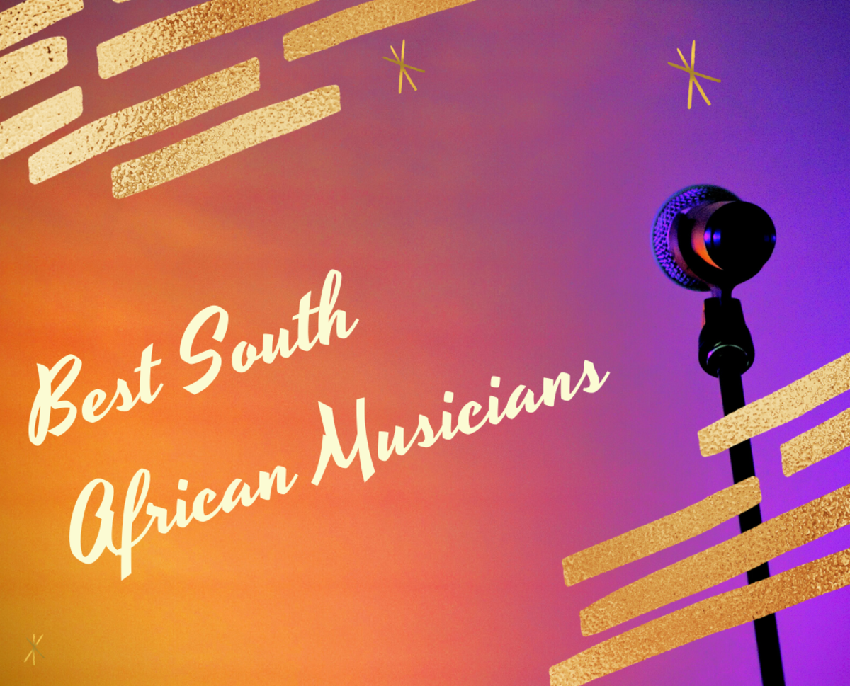 South Africa is filled with amazing musicians. These 10 great musicians will truly blow your mind.