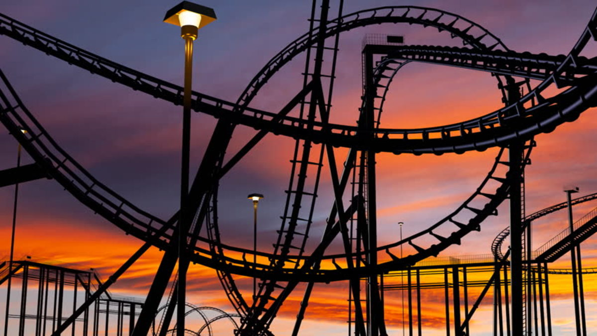 Part of my poem talks about a day that my brother took me to the theme park and helped me get over my fear of heights by riding every roller coaster in the park. It is one of my fondest memories with him.