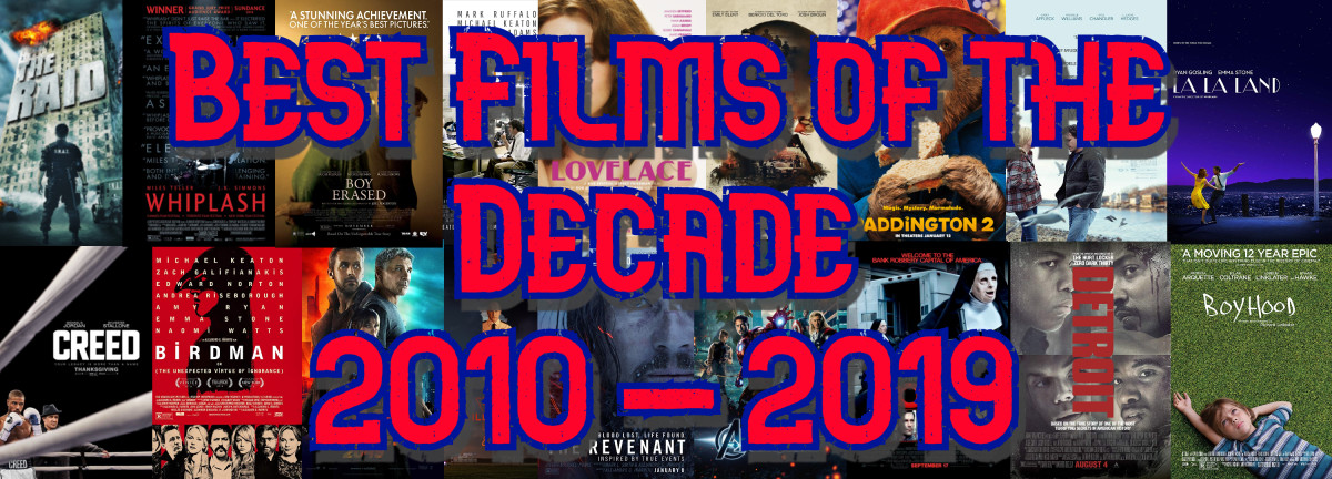 Let's Talk About... The Best Films of the Decade! 2010 - 2019