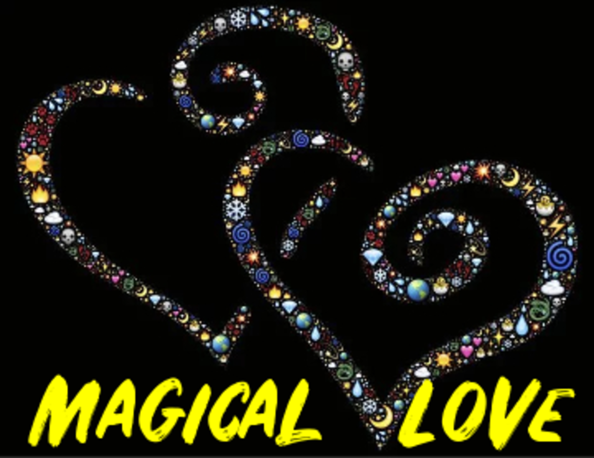 Poem: Magical Love