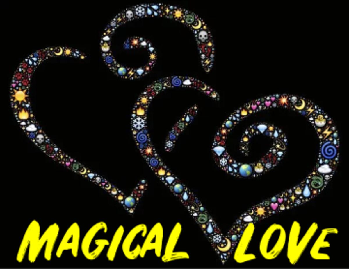 Poem: Magical Love