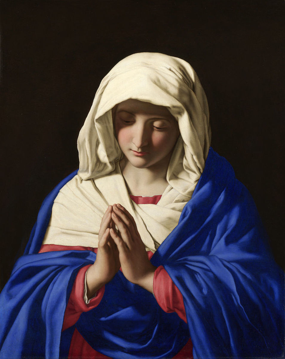 Was the Virgin Mary the New Eve?