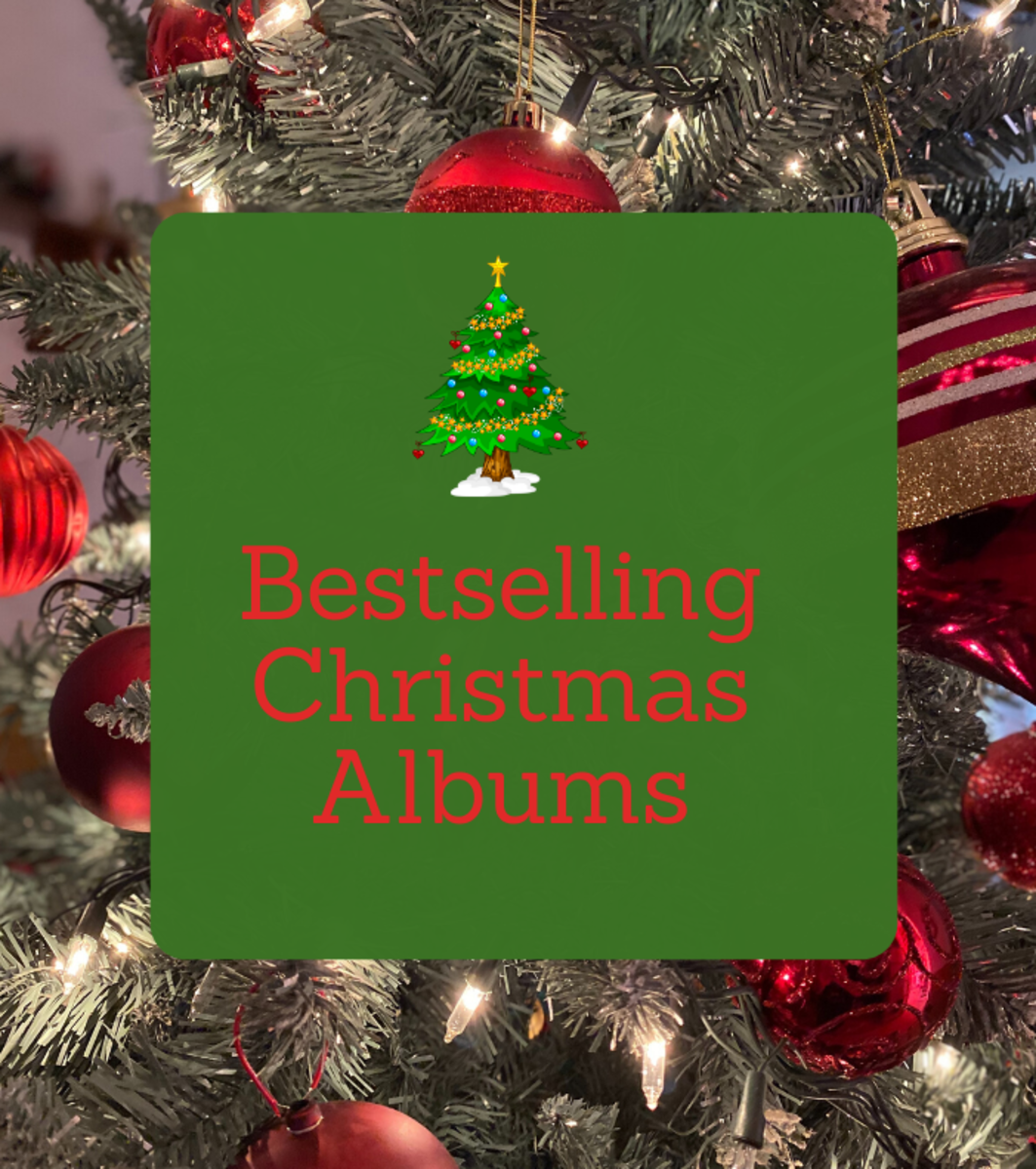 Bestselling Christmas Albums of All Time