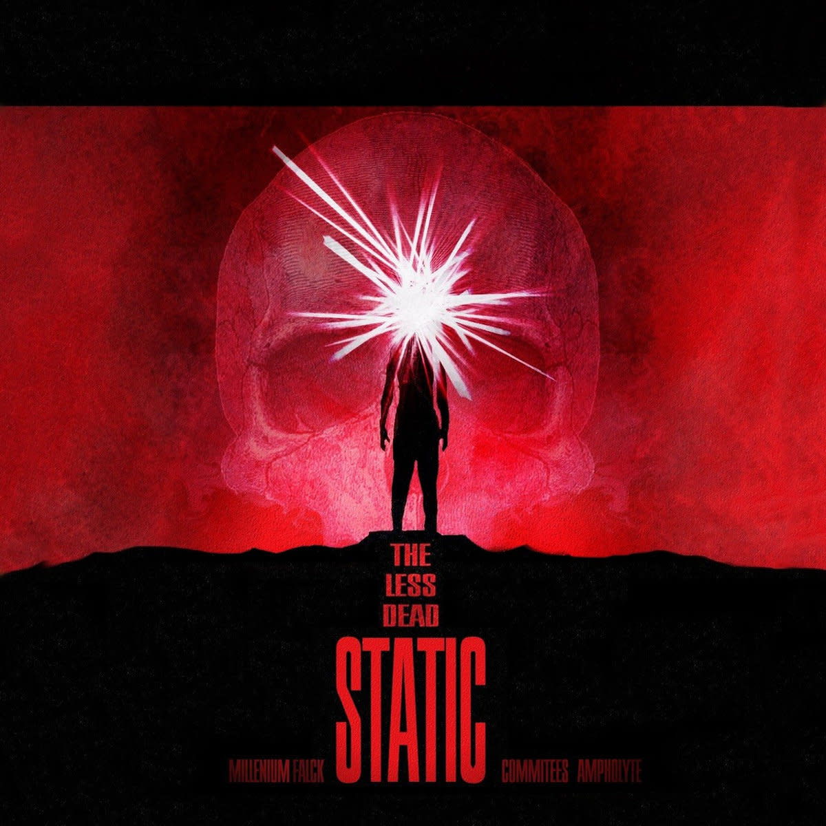 """Synth Album Review: """"Static""""—The Less Dead"""