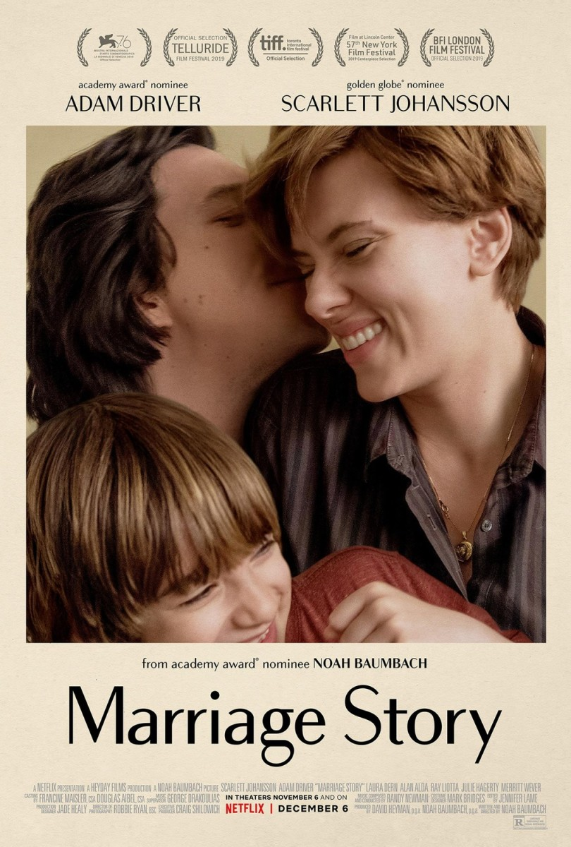 "Movie Review: ""Marriage Story"""