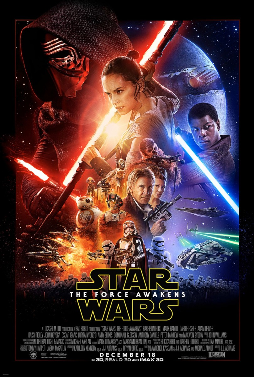 """Movie Review: """"Star Wars: Episode VII - The Force Awakens"""""""