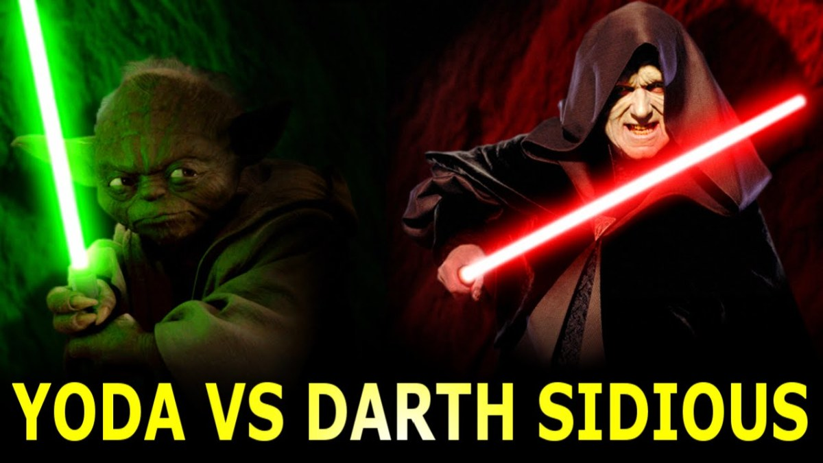10 Reasons Why Yoda Is Stronger Than Darth Sidious