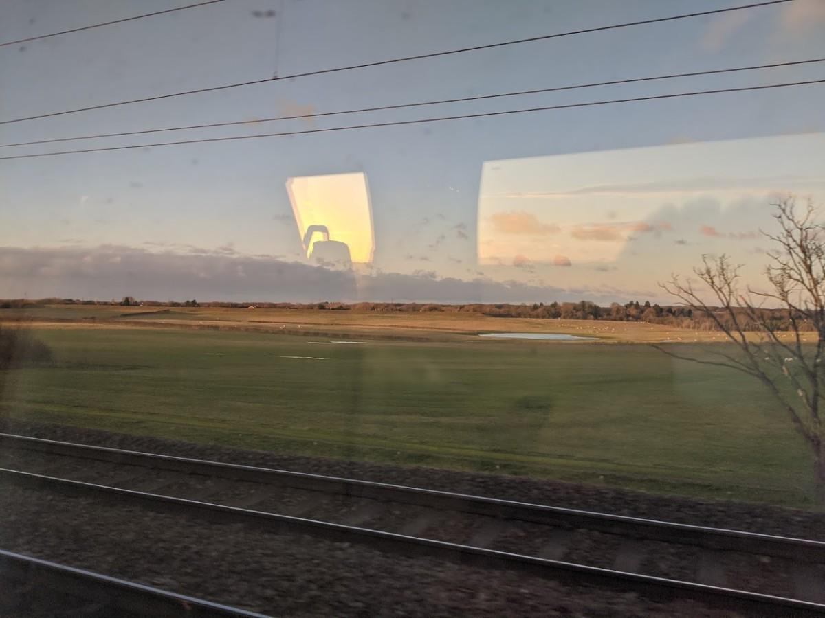 Escape by Rail