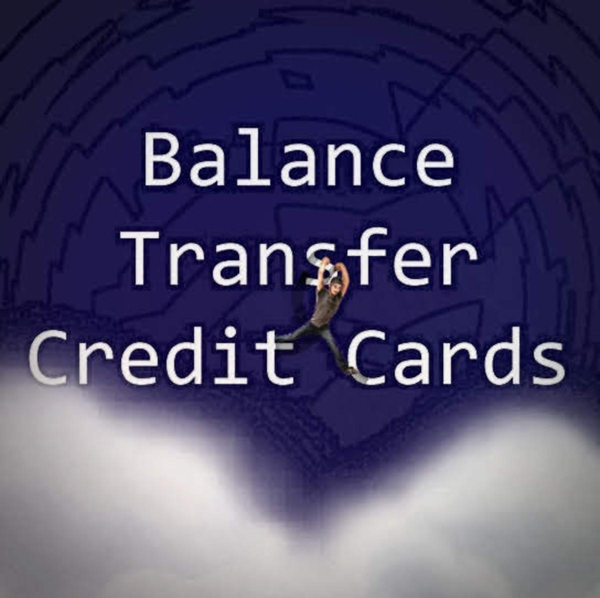 平衡转移信用卡