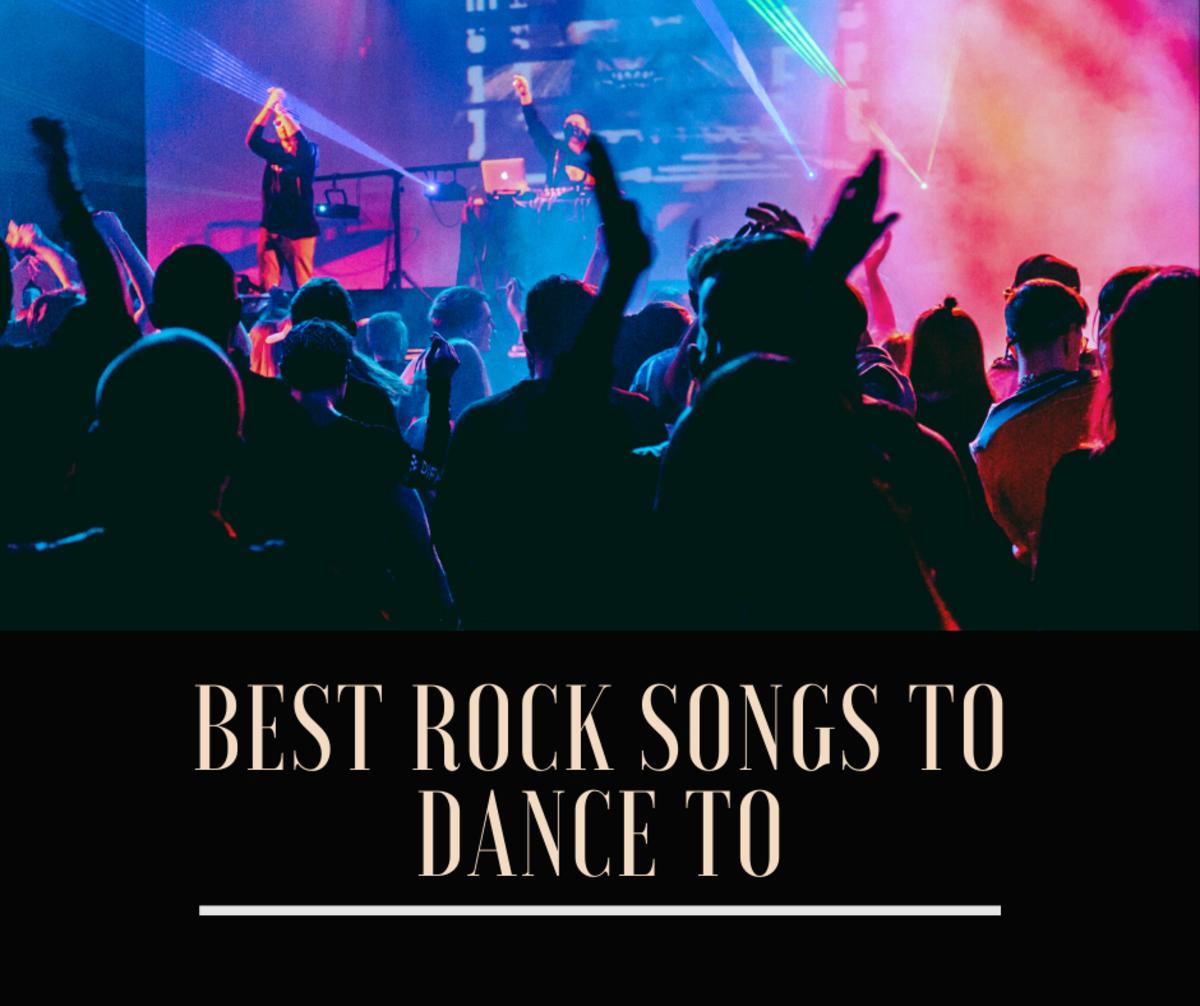 100 Best Dance Rock Songs