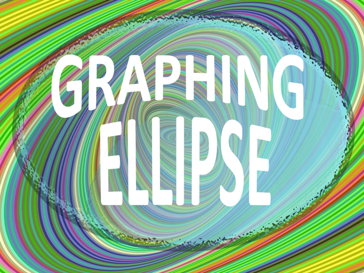 How to Graph an Ellipse Given an Equation