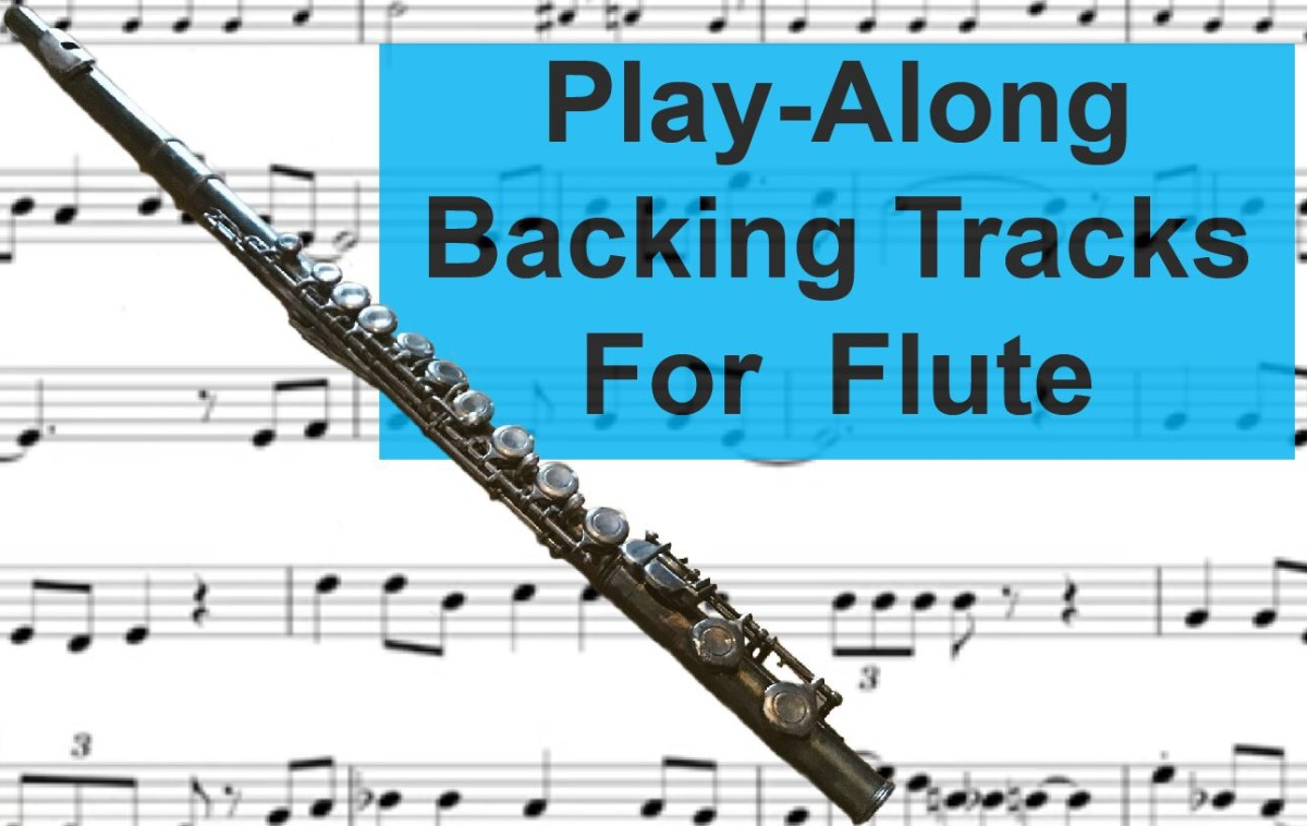 Fun Flute Backing Tracks and Play-Alongs