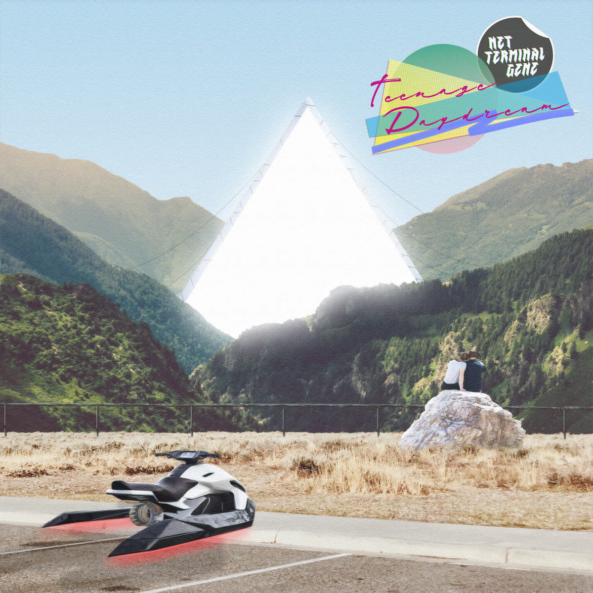 "Synthwave Album Review: ""Teenage Daydream,"" Net Terminal Gene"
