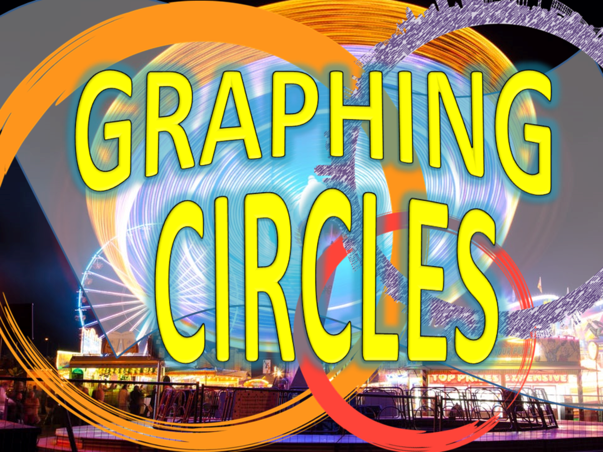 How to Graph a Circle Given a General or Standard Equation