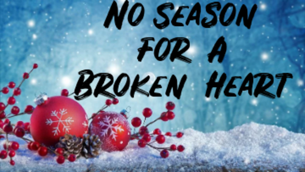 Poem: No Season for a Broken Heart