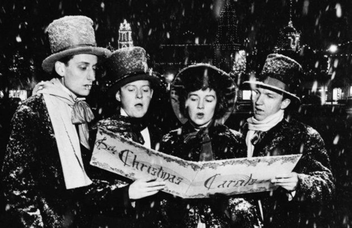 Christmas caroling is a time-honored holiday tradition that is still practiced by many in the modern day.