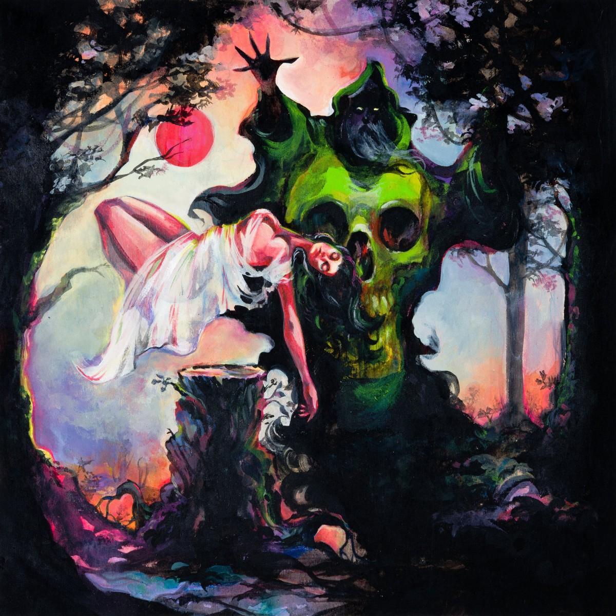 Synth Album Review: Salvatore Mercatante, Il Lamento Della Strega (The Lament of the Witch)  Part 1