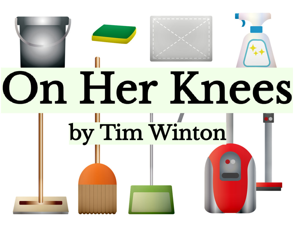 """Analysis of """"On Her Knees"""" by Tim Winton"""