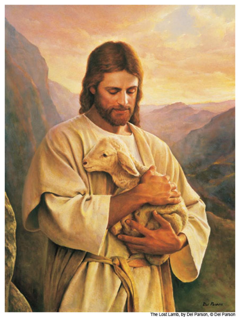 Honouring Jesus, The Christ. Thursday's Homily For the Devout 11