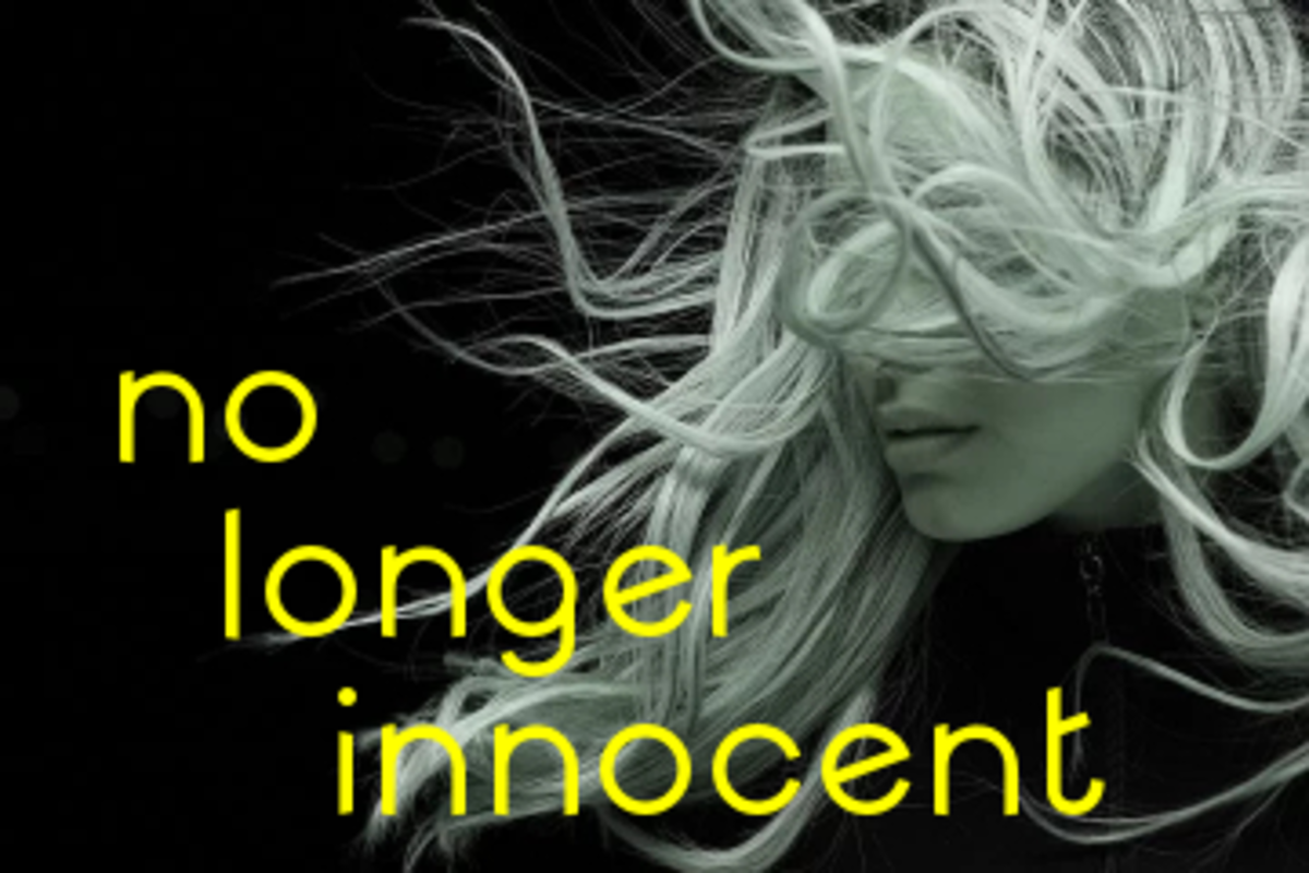 Poem: No Longer Innocent