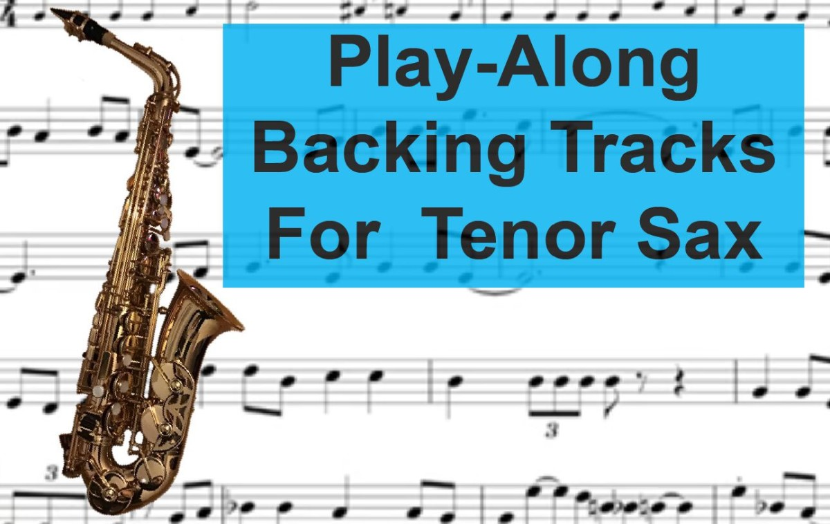 Tenor Saxophone Play-Alongs