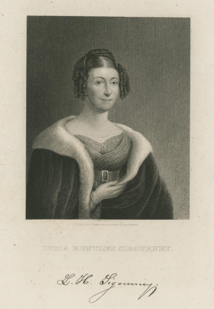 Prolific Poet and Writer: Lydia Sigourney