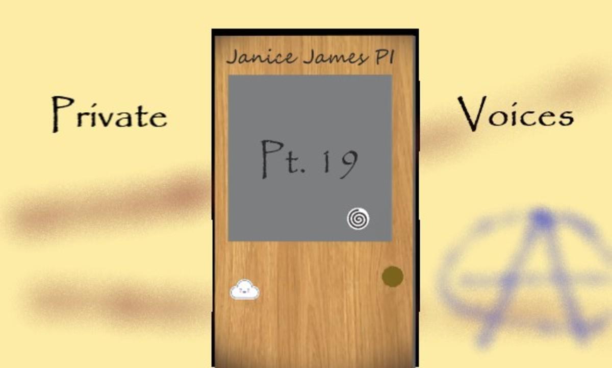 Private Voices: Part 19