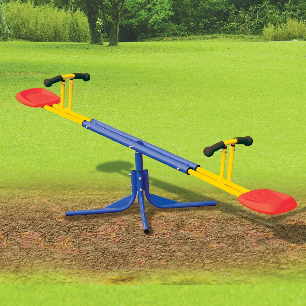 Time to ride the seesaw and see where it goes.
