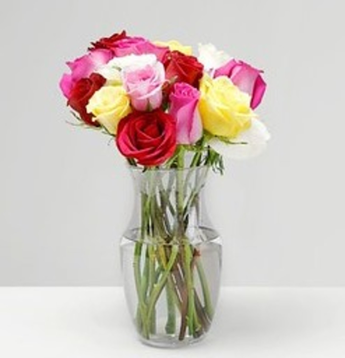 Vase of Roses by www.proflowers.com
