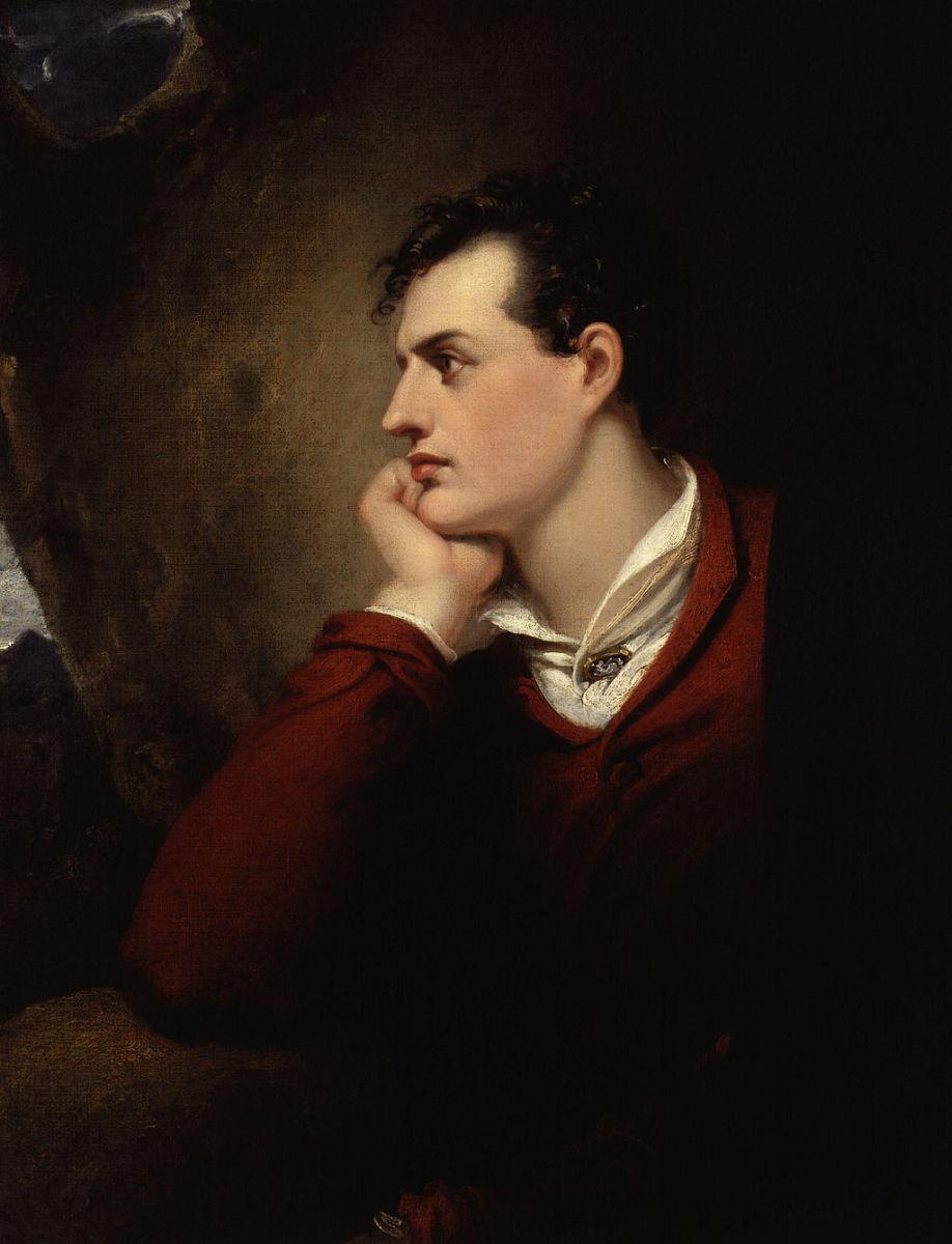 George Gordon, Lord Byron's