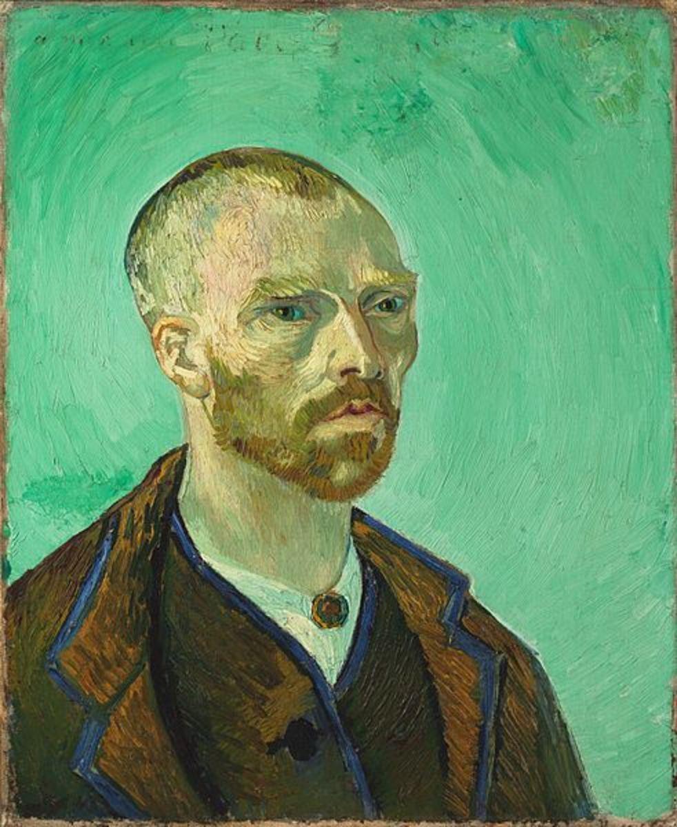 Master artist, Vincent van Gogh.